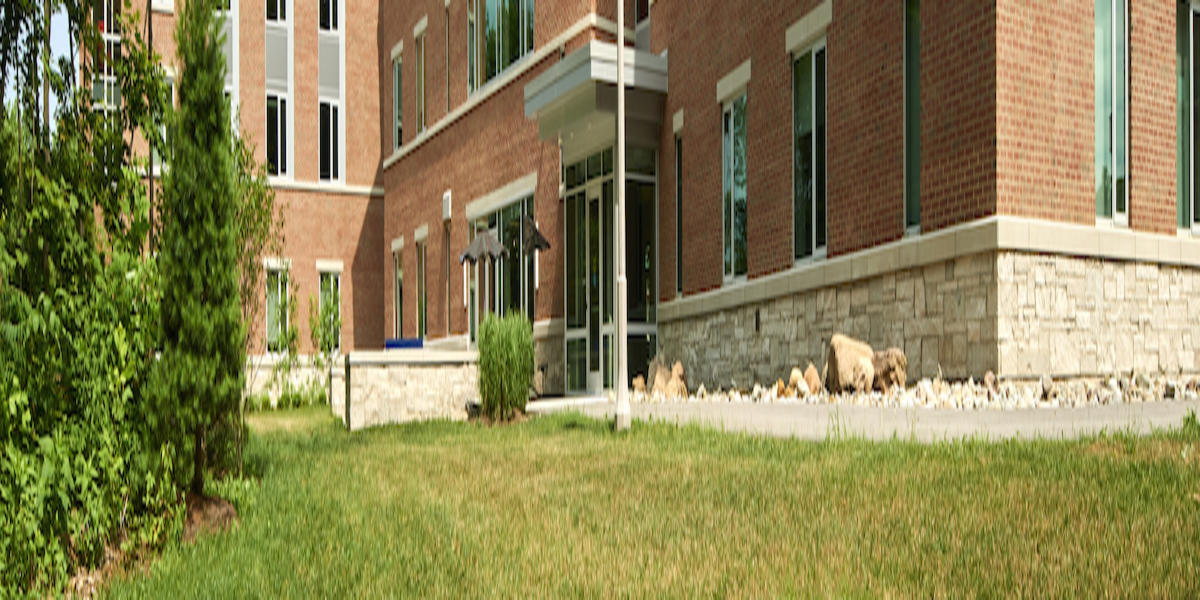 Trippe Hall exterior